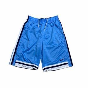 2000s Baby Blue Nike Shorts